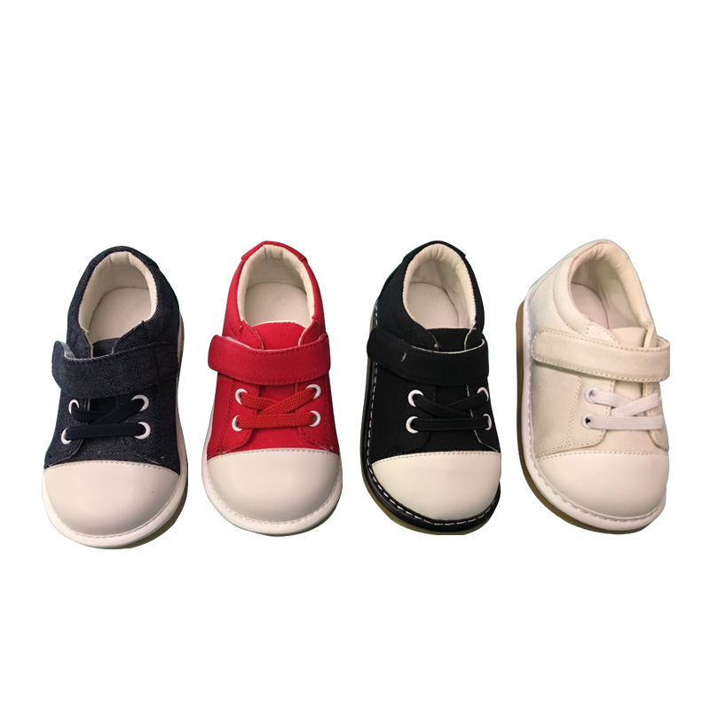 LP301W *NEW* Solid White Squeaky Shoes Available in Sizes 3-10 Ships From Ohio
